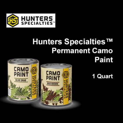 Hunters Specialties™ Camo Paint, 1 Quart