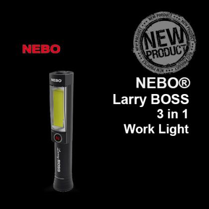 Larry BOSS 3 in 1 Power Work Light