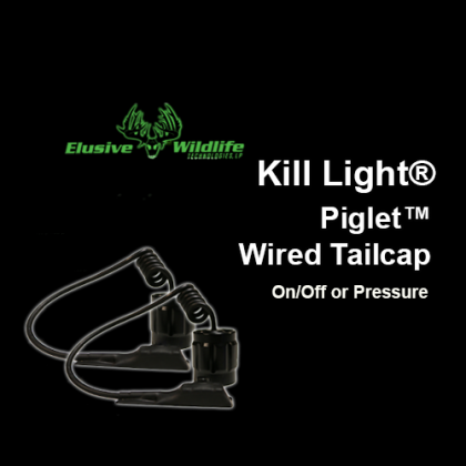 Piglet™ Wired Tailcap