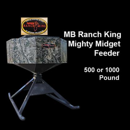 MB Ranch King Mighty Midget Feeder