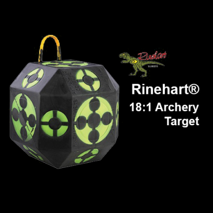 Rinehart® 18:1 Archery Target