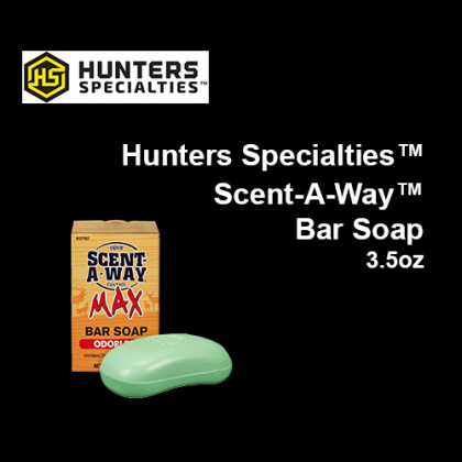 Scent-A-Way™ Bar Soap 3.5 oz