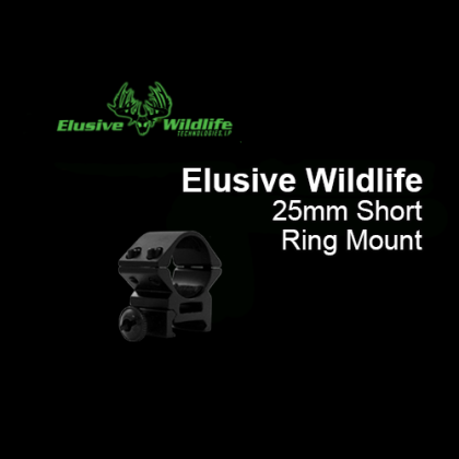 25mm Short Ring Mount