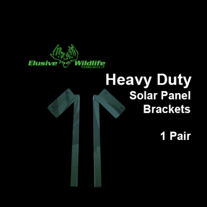 Heavy Duty Solar Panel Brackets