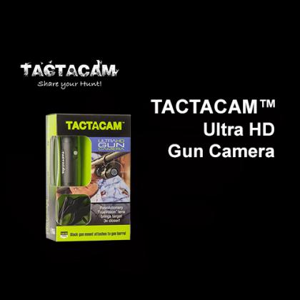 TACTACAM™ 2.0 Ultra HD Gun Camera, BLACK