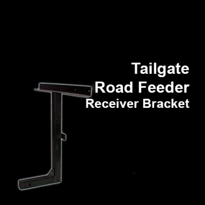 Tailgate Road Feeder Receiver Bracket