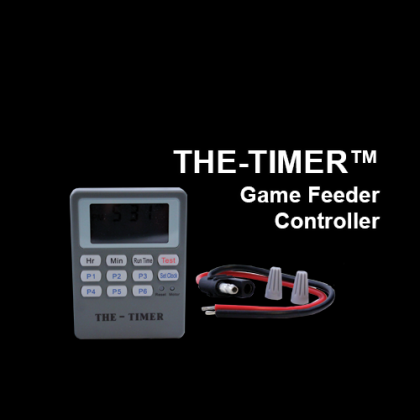 THE TIMER™ Game Feeder Control