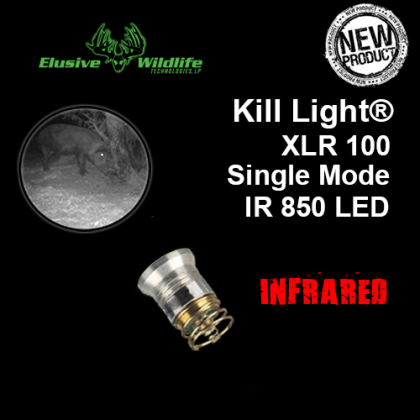 Kill Light® XLR 100 Single Mode LED Module - IR 850/Infrared