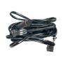 """Kill Light® Predator Series Blackout Single Light Harness for 20"""" Bars or Smaller"""