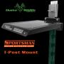 Heavy Duty Sportsman™ T-Post Mount